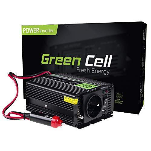 Green Cell® Convertisseur 12/220V 300W
