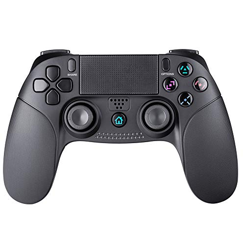 BREADEEP Wireless Controller for PS4/PS3, Remote Game Controller with...