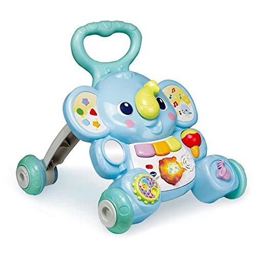 Fantastic Deal! Yuybei Walker Music Walker Baby Stroller Baby Child Learning Walking Walker Toy (Col...