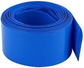 DIY Heat Shrink Tubing Wrap, Length 5M Width 90±1MM Insulator Tube for Big Battery Pack Power