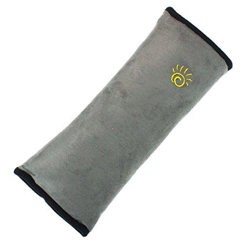 LYL® Children Baby Soft Headrest Neck Support Pillow Shoulder Pad for Car Safety Seatbelt