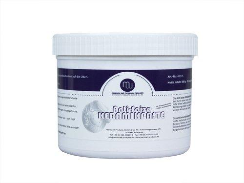 MW 500g Keramikpaste Montagepaste Bremsenpaste bis +1400°C Temperaturbeständig