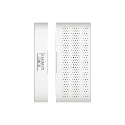 BURG-WÄCHTER Fenster- und Kontaktmelder, BURGprotect CONTACT 2031, Inkl. Batterie und 3 Distanzstücke mit Kleberücken