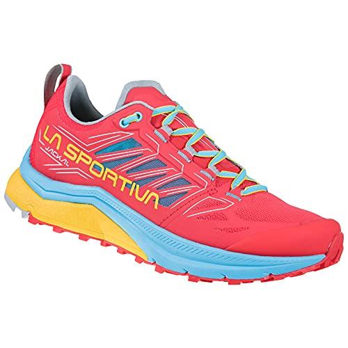 LA SPORTIVA Jackal Woman, Zapatillas de Trail Running...