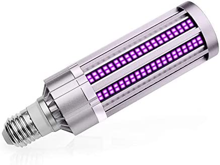 Ultraviolet LED Corn Bulb 60W 80W LED Party Light Suitable for Christmas Halloween Club Parties product image