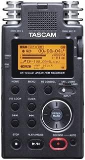 TASCAM リニアPCMレコーダー 24bit/96kHz対応 DR-100MKII