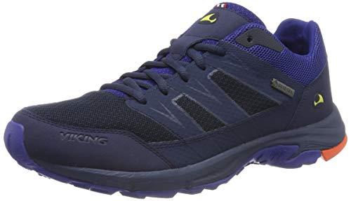 Viking Vidder GTX M, Chaussures de Cross Homme Bleu (Navy/dark Blue 576) 44 EU