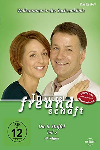 Staffel 8, Teil 2 (5 DVDs)