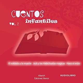 Cuentos Infantiles Volumen 2 [Children's Tales, Volume 2] audiobook cover art