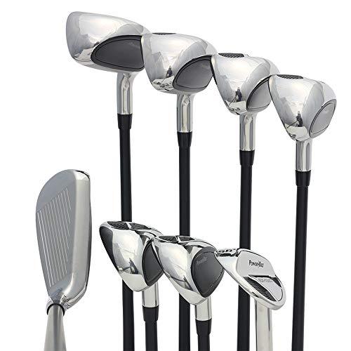 Men's Powerbilt Golf EX-550 Hybrid Iron Set