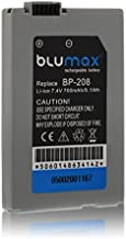 Blumax   BP-208 BP208 Replacement 850mAh 7 4V Battery Power Pack for Canon DC95 DC51 DC50 Elura 100 HR10 MVX460 MVX450