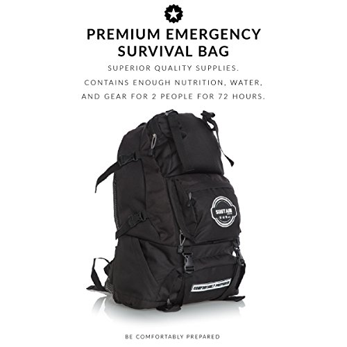 Sustain Supply Co. Premium Survival Bag