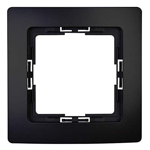 Kopp Marco para 1 Compartimento, Color Negro Mate, 308450066