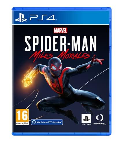 Marvel's Spider-Man Miles Morales (PS4) (Version Française)