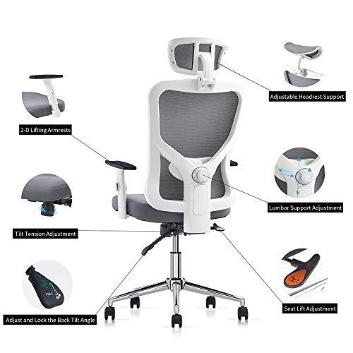 Cedric Office Chair,Breathable...