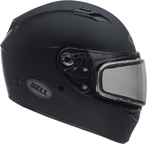 Bell Qualifier Dual Shield Snow Helmet (Matte Green/Titanium, XX-Large)
