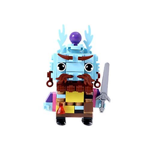 TrifyCore Journey to The West Puzzle Gehen Cartoon Figur Modell Spielzeug Kits Lernen Lernspielzeug Bauen für...
