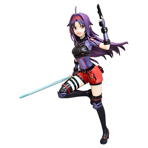 Banpresto BP35718 Sword Art Online Yuuki Figure(TBA), Multicolor