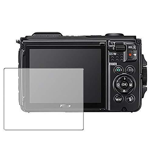 Vaxson TPU Pellicola Privacy, compatibile con Nikon Digital Camera COOLPIX W300 GR, Screen Protector Film Filtro Privacy [ Non Vetro Temperato ]