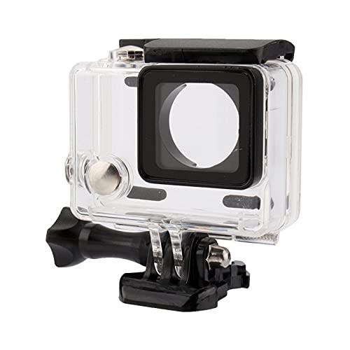 Okuyonic Material Transparente de la Caja de la cámara de la casa de la cámara Alto, para el Buceo