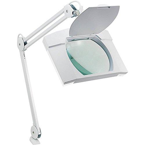Tisch-Lupenleuchte TOOLCRAFT 824601 2G7 Leistung: 18 W