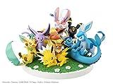 """Description du produit ■ """"Eve Friends"""" est livré avec une figurine pleine d'énergie. La série G.E.M.EX pour réaliser les liens entre Pokémon tridimensionnels """"Eve Friends"""" vient de Pokémon. Eve Friends a beaucoup de plaisir. Ils sont richement coloré..."""