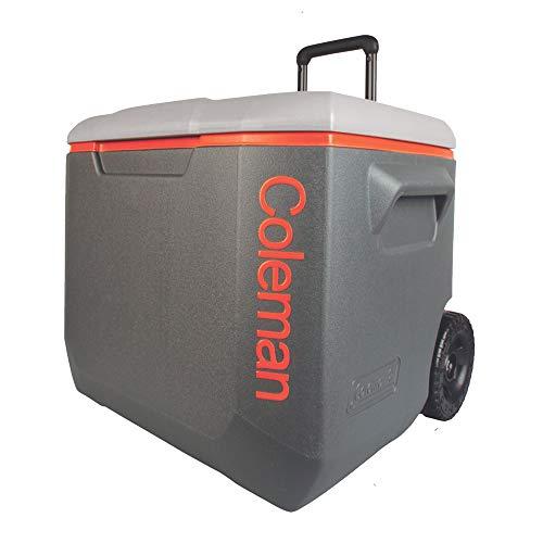 Caixa Térmica 50 QT (47,3 L) Xtreme, Coleman, Cinza
