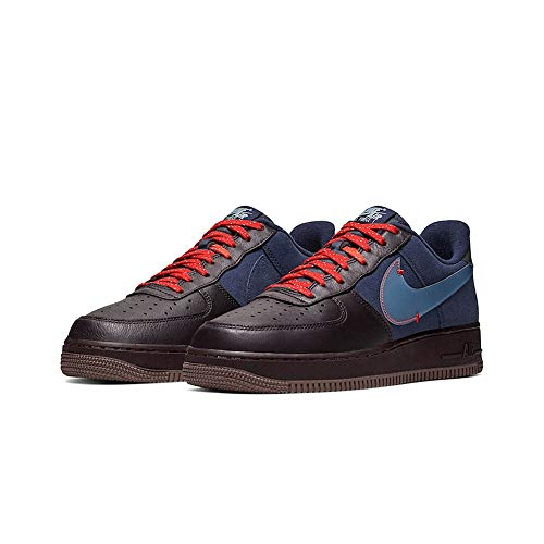 Nike Herrenschuhe Sneakers AIR Force 1 PRM in Leder und Wildleder CQ6367-600