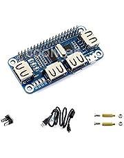 Raspberry Pi電源リレーボード 拡張ボード RaspberryPi A+/B+/2B/3B用モジュール 最大荷重250VAC/5A 30VDC/5A RPi USB HUB USB HUB HAT