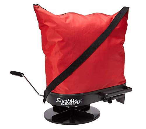 Best Review Of EarthWay 2750 Hand-Operated Nylon Bag Spreader/Seeder, Perfect for Hilly and Wet Terr...
