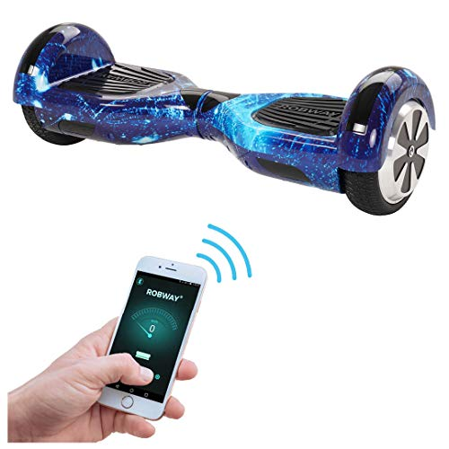 Robway W1 Hoverboard -...