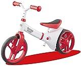 GDYJP Bicicletas de Equilibrio, niños Sin Pedal de Entrenamiento Bicicleta Bicicleta de Bicicleta Bicicleta de Bicicleta Bicicleta para niños para niños pequeños 2 a 4 años (Color : Red)