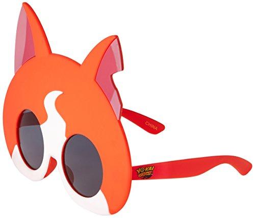 Sunstaches Yo Kai Watch Jibanya Circle Sunglasses, Party Favors, UV400 - http://coolthings.us