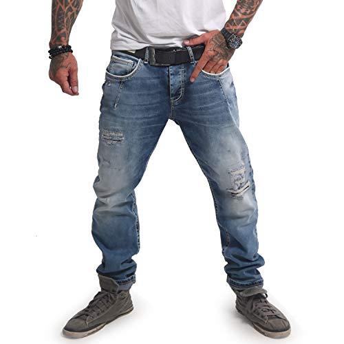 Yakuza Gimp Straight Jeans