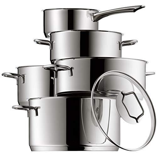 WMF Astoria - Batería de cocina, 5 piezas