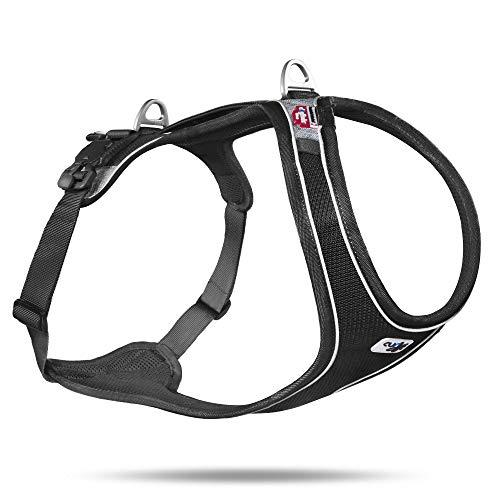 Curli Magnetic Belka Comfort Geschirr XS Black