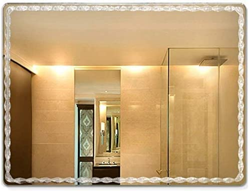 HONYGE LXGANG Frameless Bathroom 2021 autumn and winter Sales for sale new Wall-Mounted Mirror Vanity Vani