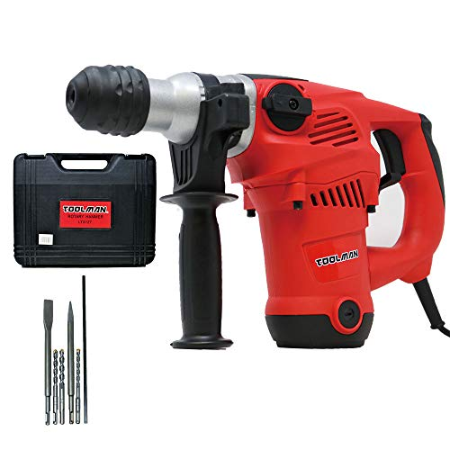 Toolman Electric Rotary Hammer Drill Driver
