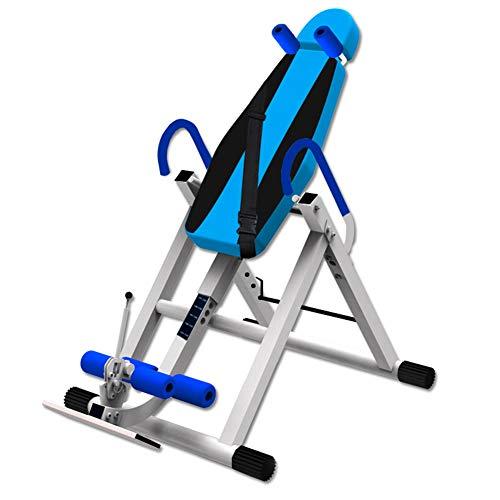 YQDS Mesa de inversión para terapia de alivio del dolor con 180 sillas de inversión completa, resistente hasta 150 kg