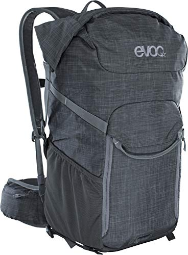 EVOC Unisex Photop 22L Photo Backpack, unisex_adult, 501313117, Heather Carbon Grey, standard size