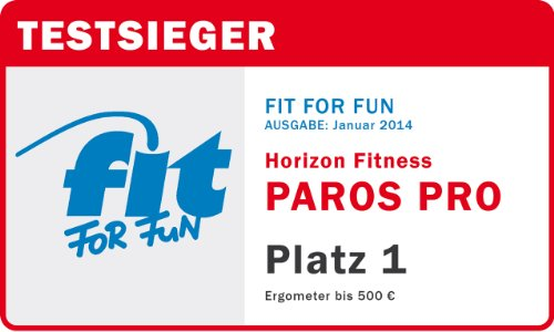 Horizon Fitness Ergometer Paros Pro Bild 4*