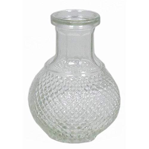 Vase soliflore boule retro
