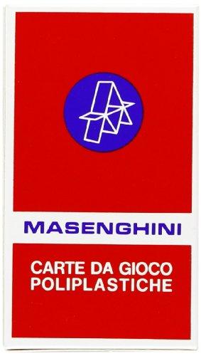 Masenghini 551090 Carte da Gioco Cuccù , Multicolore