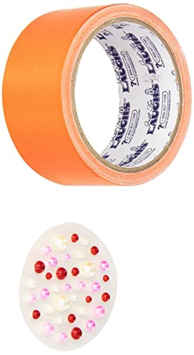 Just for Laughs Designer Duct Tape Plus Pearls