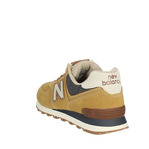 New Balance 574v2, Zapatillas Hombre, Marrón (Brown SOI), 43 EU
