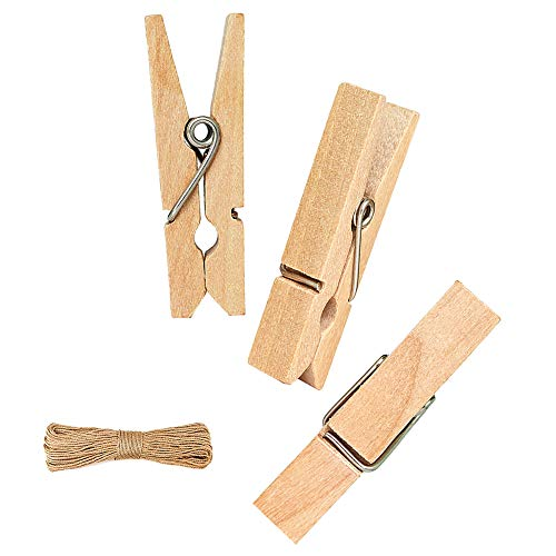Image of Mini Clothespins Clothes...: Bestviewsreviews