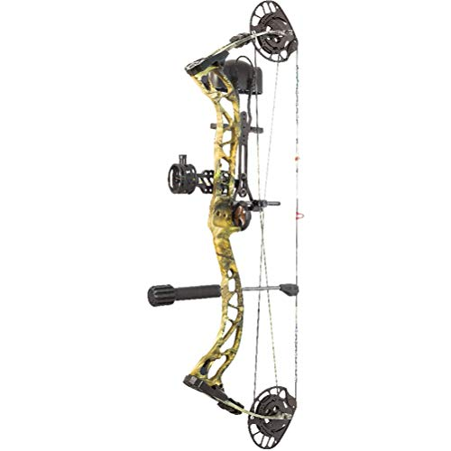 PSE Brute Nxt Rts Compound Bow Pkg Lh 22.5-30' 70 Lbs Mo Country