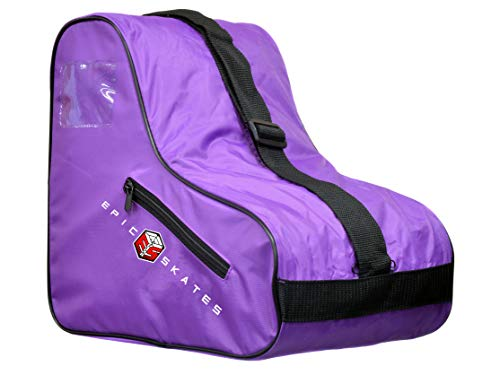 Epic Skates Standard Purple Skate Bag, One Size