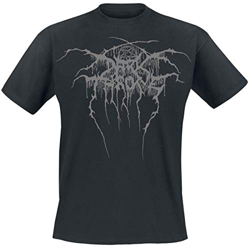 Darkthrone True Norwegian Black Metal Männer T-Shirt schwarz XL 100% Baumwolle Band-Merch, Bands