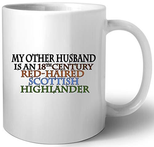 My Other Husband Is A Outlander Keramik Tassen Mug